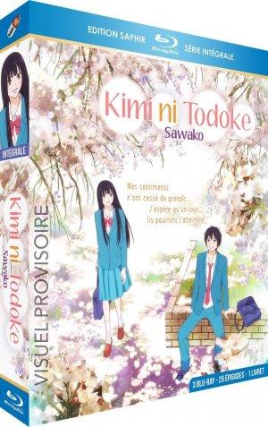 Kimi ni Todoke - Sawako édition Edition Saphyr