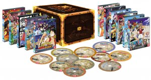 One Piece - Film 10 : Strong World # 1 Coffret - DVD