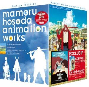 Mamoru Hosoda Animation Works édition Coffret - DVD