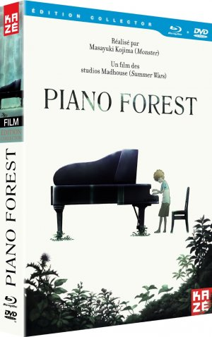 Piano Forest édition Ultime - Combo DVD/Blu-Ray