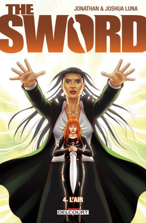 The Sword # 4 TPB hardcover (cartonnée) (2014 - 2015)