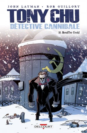 Tony Chu, détective cannibale # 10