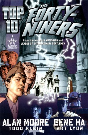 Top 10 - The Forty-Niners édition TPB softcover (souple)