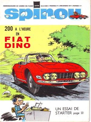 Album Spirou (recueil) # 1556