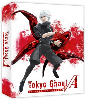 Tokyo Ghoul Root A édition Intégrale - DVD