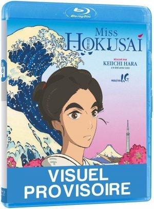 Miss Hokusai édition Simple - Blu-Ray