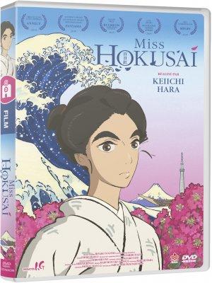 Miss Hokusai édition Simple