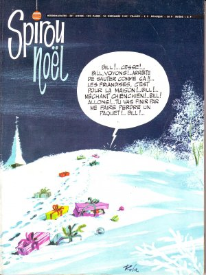 Le journal de Spirou # 1444