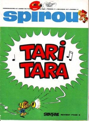 Album Spirou (recueil) # 1557