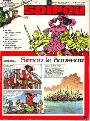Album Spirou (recueil) # 1705