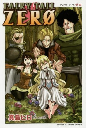 Fairy Tail Zerø édition Simple