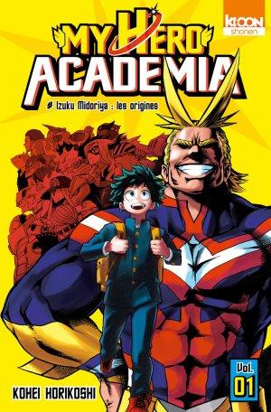 My Hero Academia # 1