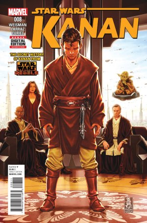 Star Wars - Kanan # 8 Issues V1 (2015 - 2016)