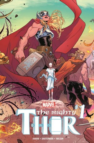 The Mighty Thor édition Issues V2 (2015 - 2018)