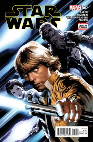 Star Wars # 12 Issues V4 (2015 - 2019)