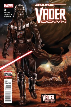 Star Wars - Vader down # 1 Issues V1 (2015)