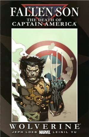 Fallen Son - The Death of Captain America # 1 Issues