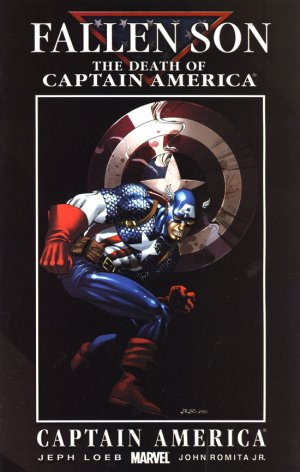 Fallen Son - The Death of Captain America # 3 Issues