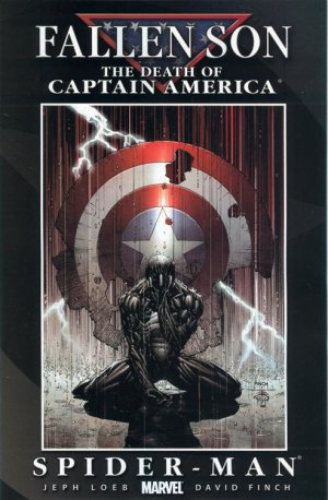 Fallen Son - The Death of Captain America # 4 Issues