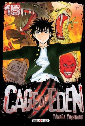 Cage of Eden T.15