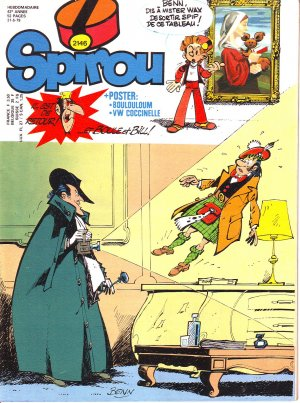 Album Spirou (recueil) # 2146