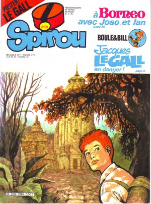 Album Spirou (recueil) # 2191