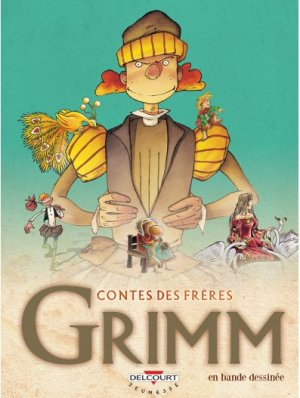 Contes des frères Grimm en bande dessinée édition Simple