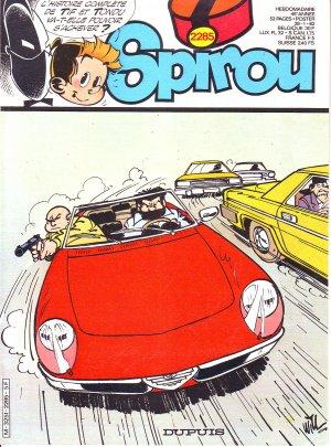 Album Spirou (recueil) # 2285