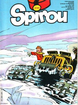Le journal de Spirou # 2311
