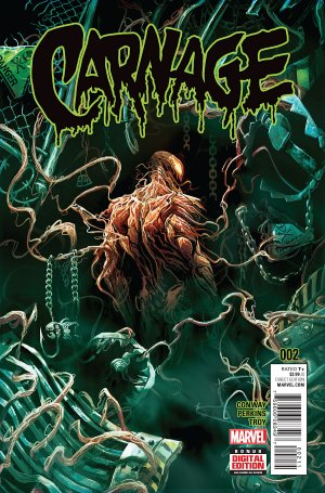 Carnage # 2 Issues V2 (2015 - 2017)