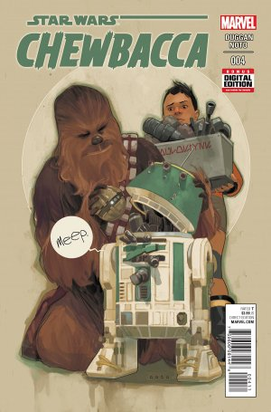 Chewbacca # 4 Issues V1 (2015)