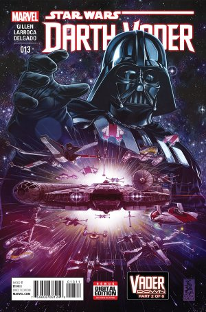Dark Vador # 13 Issues (2015 - 2016)