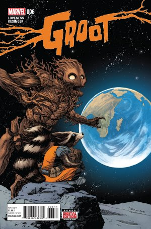 Groot # 6 Issues V1 (2015)