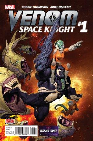 Venom - Agent du cosmos édition Issues (2015 - 2016)