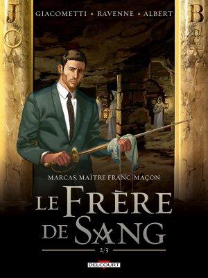 Marcas, maître franc-maçon # 4
