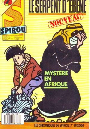 Album Spirou (recueil) # 2602