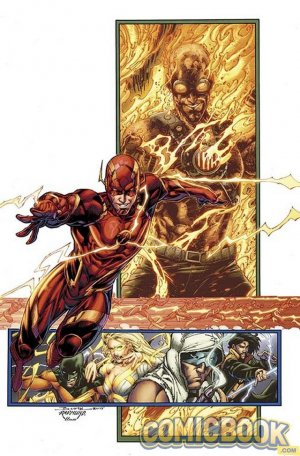 Flash # 46 Issues V4 (2011 - 2016) - The New 52