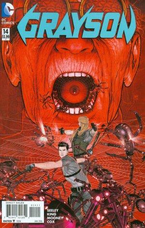 Grayson # 14 Issues V1 (2014 - 2016)