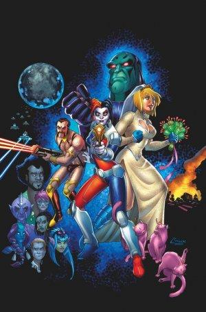 Harley Quinn & Power Girl 6