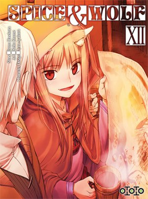Spice and Wolf # 12 Simple