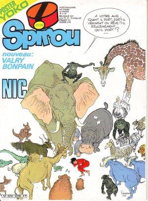 Album Spirou (recueil) # 2239