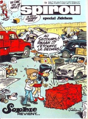 Le journal de Spirou # 1724