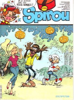 Album Spirou (recueil) # 2289