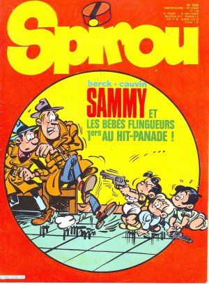 Album Spirou (recueil) # 2335