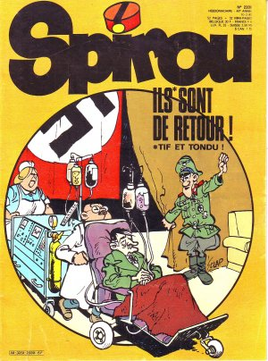 Album Spirou (recueil) # 2339