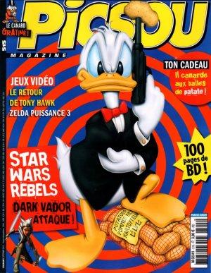 Picsou Magazine # 515