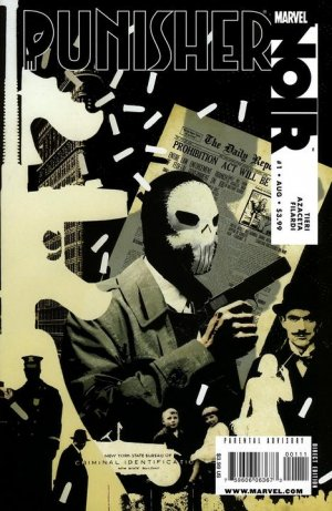 Punisher Noir édition Issues