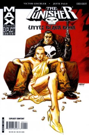 Punisher MAX Special - Little Black Book # 1 Issues