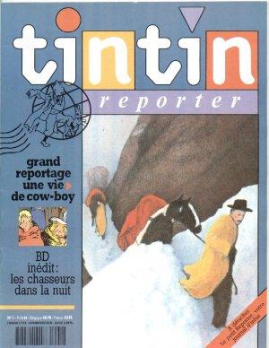 Tintin Reporter édition Simple