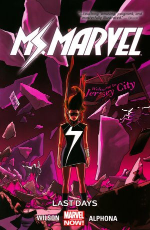 Ms. Marvel # 4 TPB Softcover - Issues V3 (2014 - 2016)